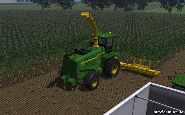 Скачать мод на farming simulator 2013 на комбайн